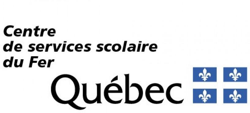 Logo Centre De Services Scolaire Du Fer